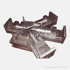 PVC 彎頭注塑模具設計與製作