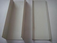 PVC电线槽挤出模具制作加工