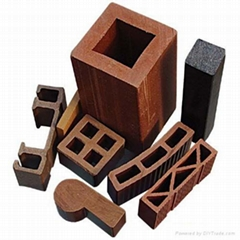 塑木擠出模具製作與加工
