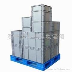 天津塑料物流箱