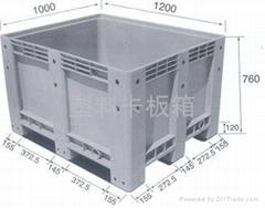 加强型塑料卡板箱