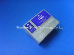 Refillable cartrige for Epson T050/T053