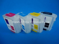 HP Desinjet 800 800ps 500 500ps 815mfp refillable cartridge