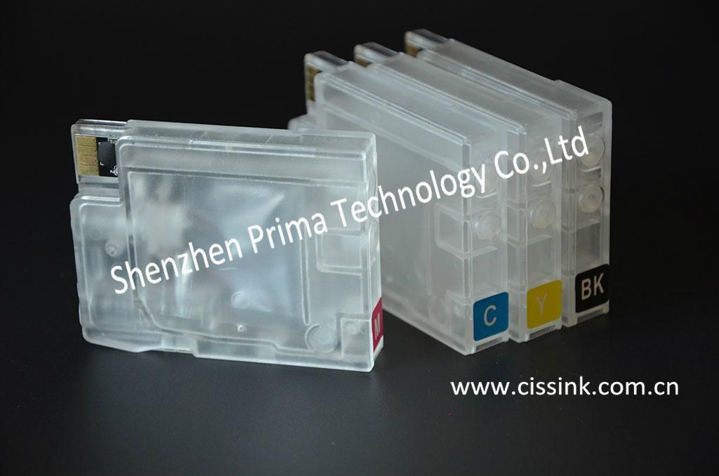 CISS cartridge for HP950/951/HP950XL/951XL/Officejet Pro 8100/ 8600 1