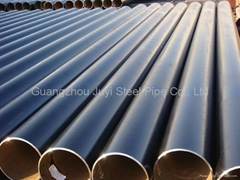 api 5l x52 HFW carbon welded pipe china