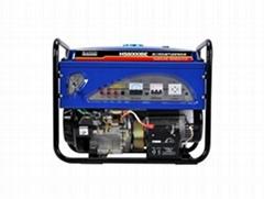手拉式汽油发电机
