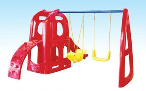 幼儿園滑梯 3