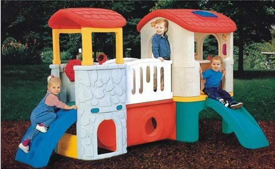 幼儿園滑梯 4