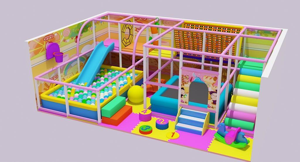 淘氣堡遊樂場 1
