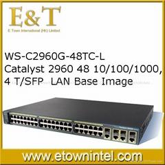 cisco switch WS-C2960S-24TS-L  WS-C2960S-48TS-L