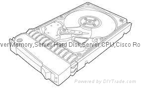 hp server hard disk 384852-B21|375870-B21 389343-001|376594-001 8