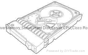 hp server hard disk 652757-B21/653948-001 652766-B21 695510-B21 658071-B21/65810 13