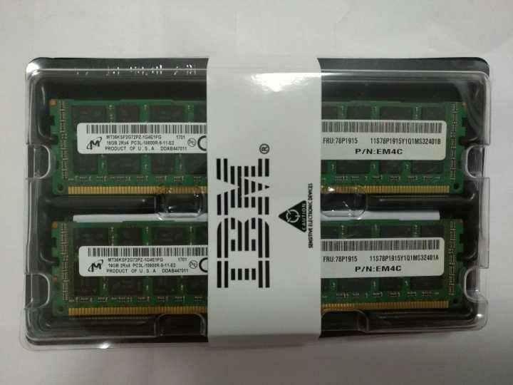 IBM DDR4 memory 46W0798 95Y4812 46W0833 46W0829 46W0825 1