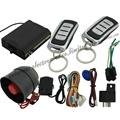 Car alarm system with support ultrasonic sensor remote car door lock&unlock