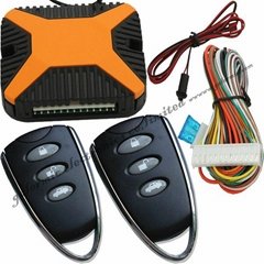 Car keyless entrys system with folding key remote car door lock&unlock