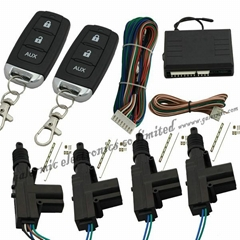 Car Central locking system with  remote