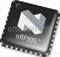 nRF905-NORDIC芯片
