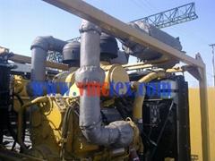 发电机组排气管隔热套