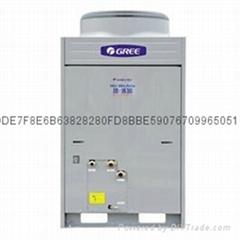 格力空气能热水器10P商用直热循环