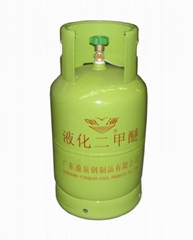 15KG液化二甲醚鋼瓶