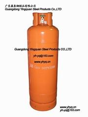 南美洲45KG液化石油氣鋼瓶