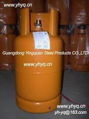尼日利亞12.5KG液化石油氣鋼瓶