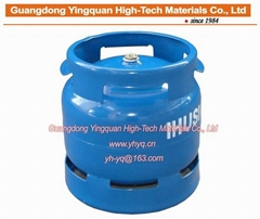 6KG LPG cylinder for Congo
