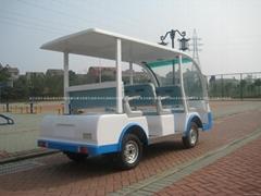 科荣电动观光车