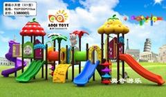 幼儿园玩具滑滑梯