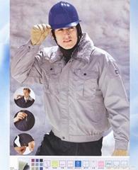 工作服冬装