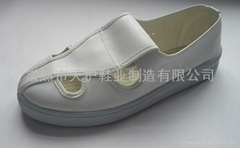 Anti static dust-proof shoes