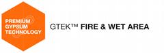 Plasterboard Fire&Wet Area 16mm
