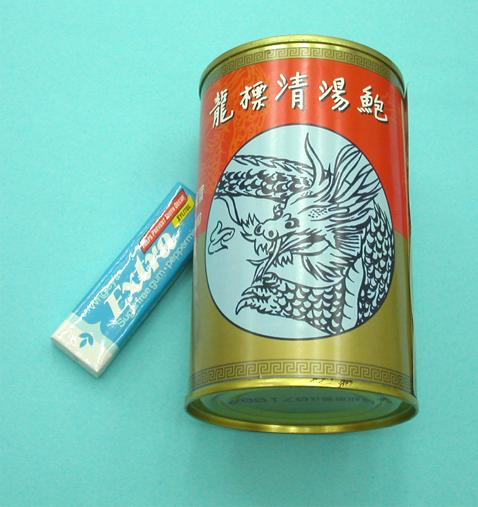 龍標罐頭鮑 1