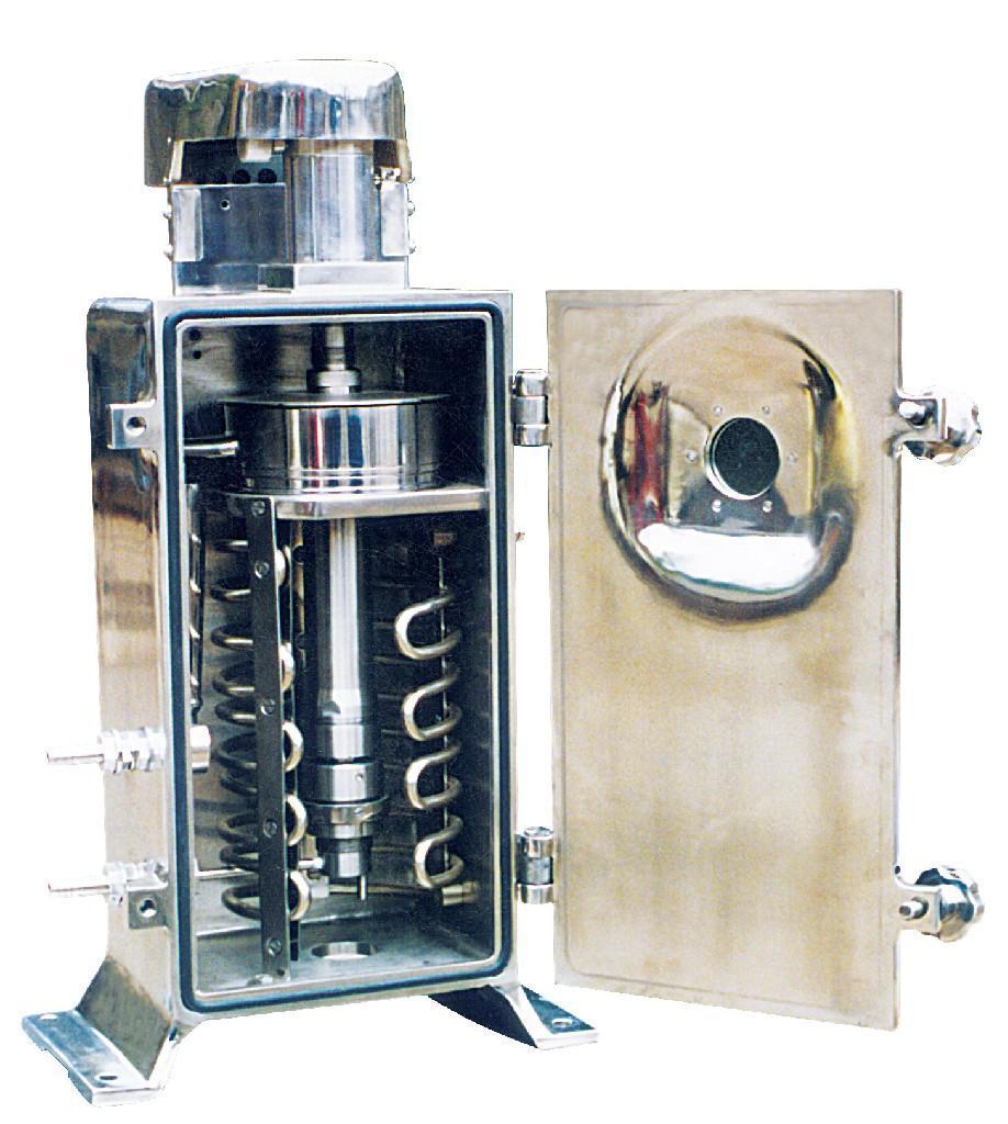 管式实验型超高速离心机
