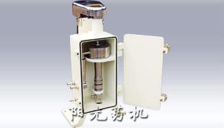 生物冷凍型分離機 3