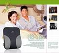 Adjustable Seat Back Cushion,Massage lumbar cushion,Seat Cushion