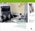 蘋果電腦族舒壓的  !!!Spine可調式護腰墊-專業版 2
