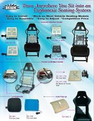 Racing Seat Accessories & Racing car seat