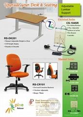 OA office Chair Tube Connectors