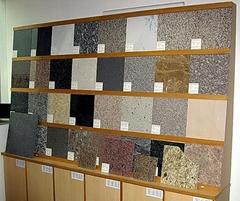 Natrual stone colors