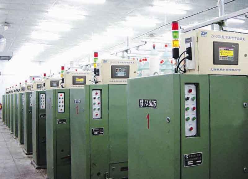 HMX系列细纱机变频改造装置 1