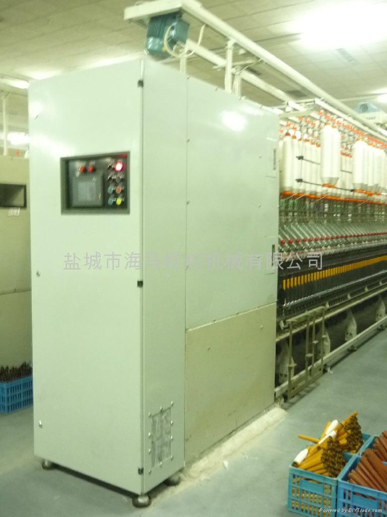 YCSTM-JMF301/M型紧密纺装置(中位集中负压型式) 1