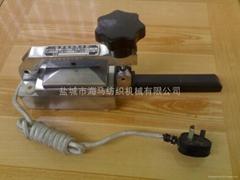 HM-ZH101型橡膠錠帶熱粘合機