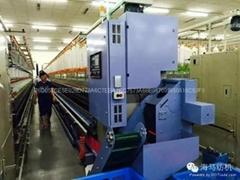 HM-JL740系列細紗機短車集體落紗系統