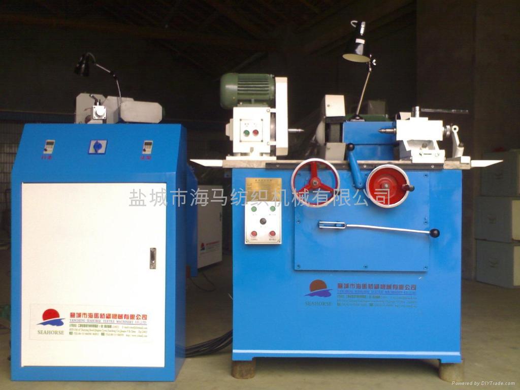 SA804-B型磨塑胶皮辊机(胶辊磨床) 2