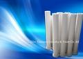 aluminum titanate riser tube for low pressure die casting 2