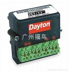 DAYTON公司PLC控制器, 觸摸屏, I/O模塊