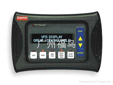 DAYTON公司PLC控制器, 触摸屏, I/O模块 4