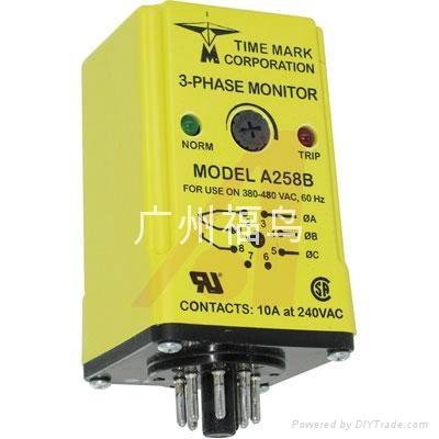 现货供应TIME MARK三相监控继电器(A258B) 7