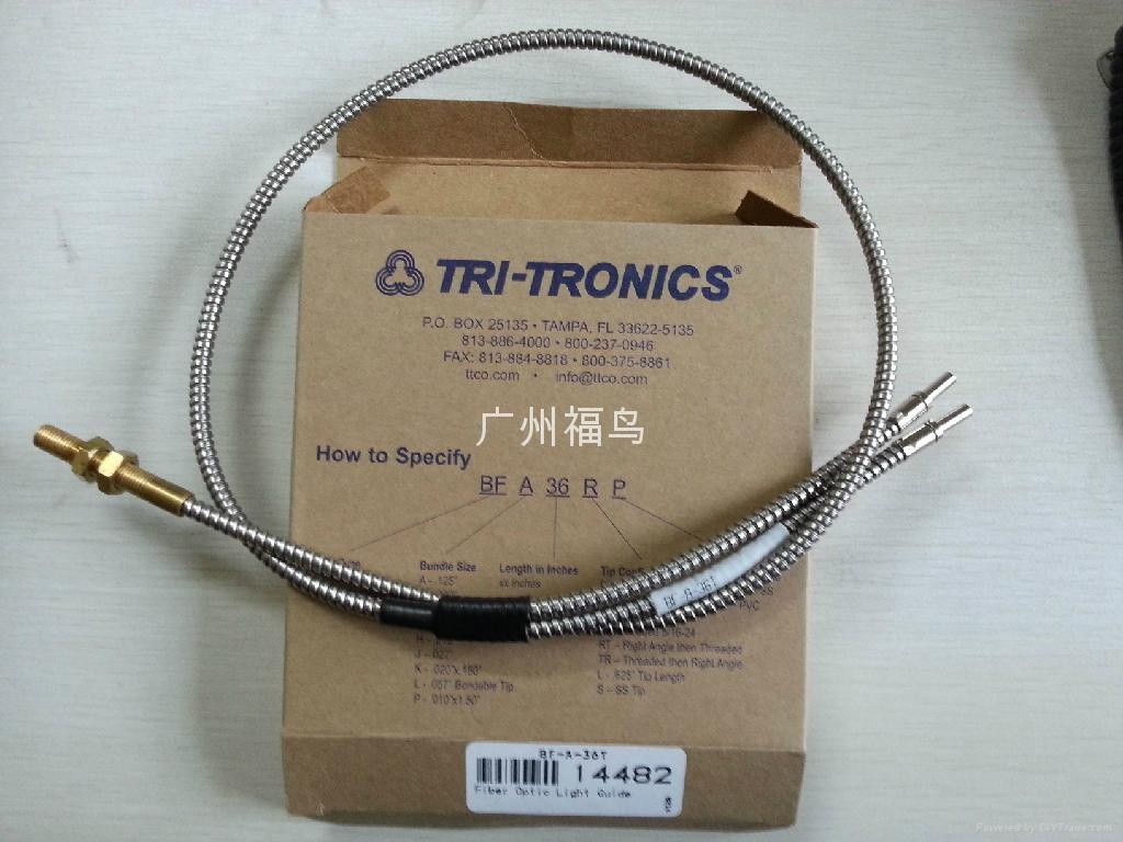 供應TRI-TRONICS光纖(BF-A-36T) 8